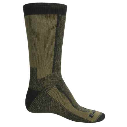 Wigwam Gander Mountain All-Purpose Socks - Mid Calf (For Men) in Olive - Closeouts