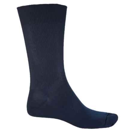 Wigwam Gobi Liner Socks - Crew (For Men and Women) in Navy - 2nds