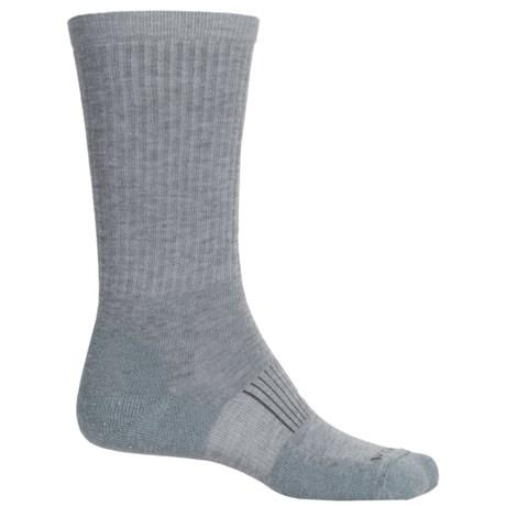 Wigwam High-Performance Hike Socks - Crew (For Men) in Grey