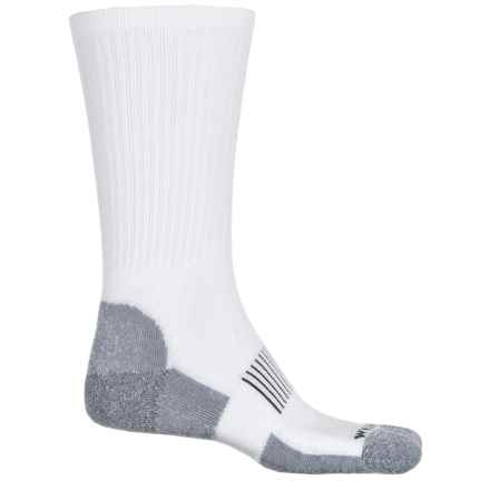 Wigwam High-Performance Hike Socks - Crew (For Men) in White - 2nds