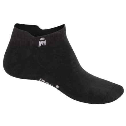 Wigwam IRONMAN® Lighting Pro Socks - Below the Ankle (For Women) in Black - 2nds
