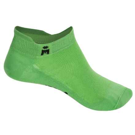 Wigwam Ironman Lighting Pro Socks - Below the Ankle (For Women) in Electric Green - 2nds