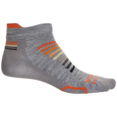 d83cfae42a21 Wigwam Ironman Spectrum Pro Low-Cut Socks - Ankle(For Women) in Grey