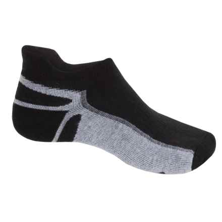 Wigwam Ironman Thunder Pro Socks - Below the Ankle (For Men) in Black - 2nds