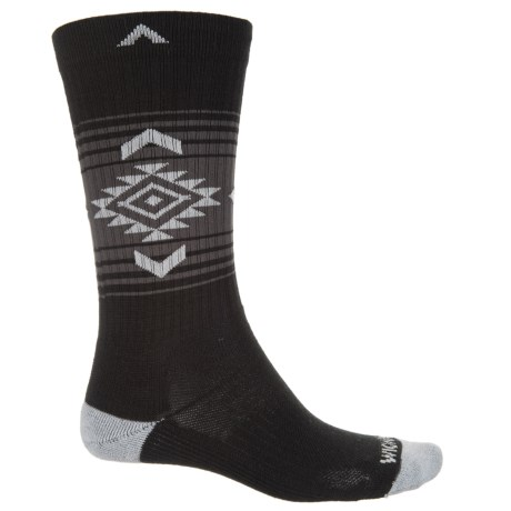 Wigwam Jewels Route NXT® Hiking Socks (For Men and Women) in Black