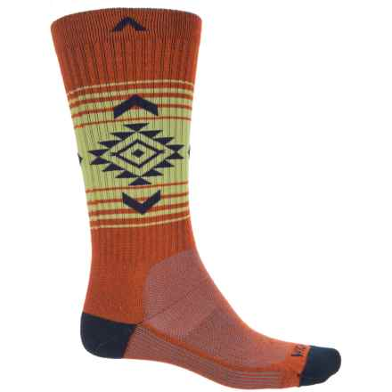 Wigwam Jewels Route NXT® Hiking Socks (For Men and Women) in Picante - 2nds