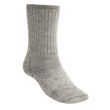 Wigwam Lite Hiker Socks - Merino Woo, Crew (For Men and Women) in Needs Colored - 2nds