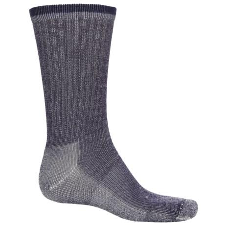 Wigwam Merino Comfort Hiker Socks - Merino Wool, Crew (For Men and Women) in Navy