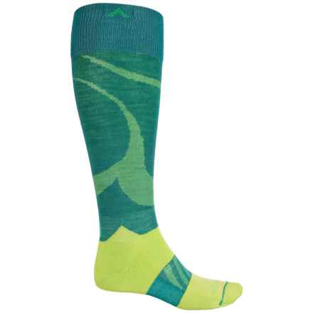 Wigwam Moarri Socks - Over the Calf (For Women) in Parsalng - 2nds