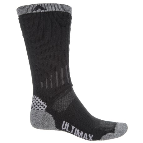 Wigwam Prov Rove Outdoor Hiking Socks - Crew (For Women) in Black