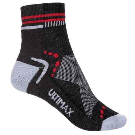 Wigwam Single Trax Pro Socks - Ankle (For Women) in Black - Closeouts