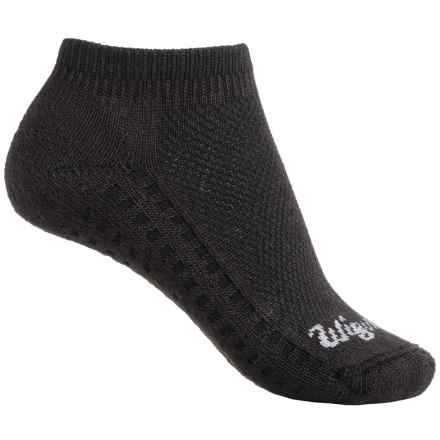 Wigwam So Soft Sport Socks - Below the Ankle (For Women) in Black - Closeouts