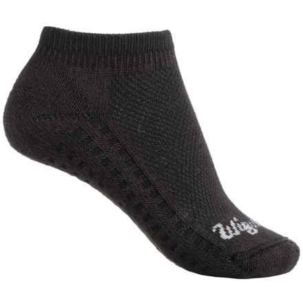 Wigwam So Soft Sport Socks - Below the Ankle (For Women) in Black - Closeouts