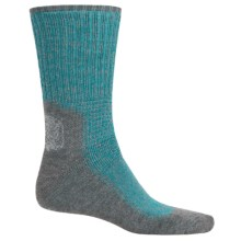 Wigwam Ultimax® Hiking Outdoor Pro Socks - Crew (For Men) in Dn/Bscyb - Closeouts