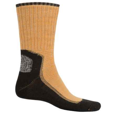 Wigwam Ultimax® Hiking Outdoor Pro Socks - Crew (For Men) in Khk/Yam - Closeouts