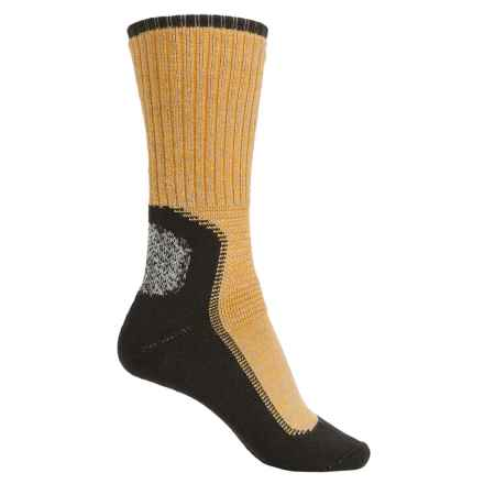 Wigwam Ultimax® Hiking Outdoor Pro Socks - Crew (For Women) in Dn/Maize - Closeouts