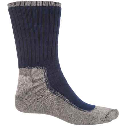 Wigwam Ultimax® Hiking Outdoor Pro Socks (For Men and Women) in Navy/Grey - 2nds
