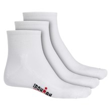 Wigwam Ultimax® Outdoor Pro Socks - 3-Pack, Ankle (For Men) in White - Closeouts