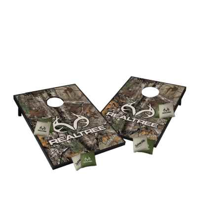 Wild Sports Realtree® Tailgate Toss - 2x3' in See Photo - Closeouts