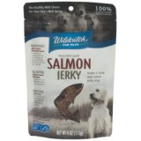 Wildcatch Wild Alaskan Salmon Jerky Dog Treats - 4 oz.