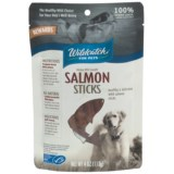 Wildcatch Wild Alaskan Salmon Sticks Dog Treats - 4 oz.