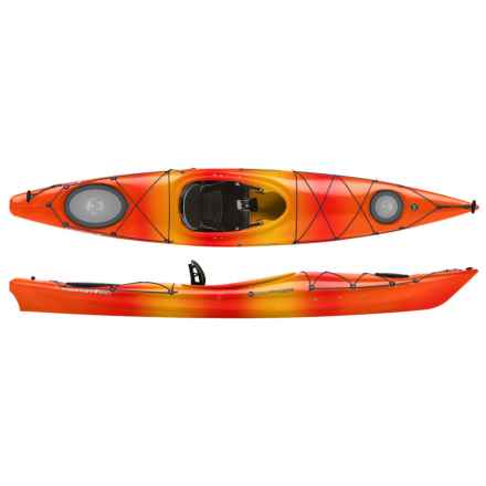 Wilderness Systems R17 Tsunami 120 XP Touring Kayak - 12' in Mango - Closeouts