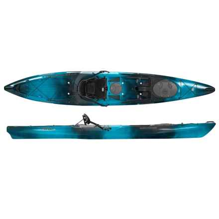 Wilderness Systems Tarpon 140 Kayak - One-Person, Sit-on-Top in Midnight - Closeouts