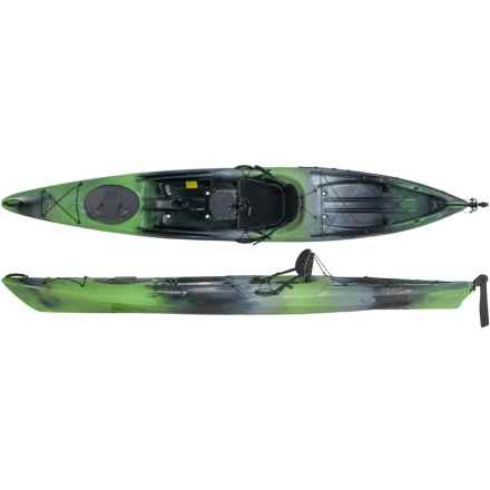 Wilderness Systems Tarpon 140 Kayak - One-Person, Sit-on-Top in Solar - Closeouts