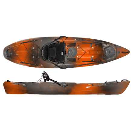 Wilderness Systems Wilderness Tarpon 100 Sit-on-Top Kayak - 10', 1-Person in Dusk - Overstock