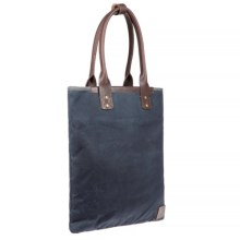 Will Leather Goods Cooper Spur Canvas Tote Bag in Navy - Closeouts