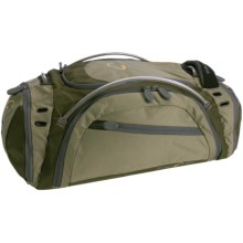 William Joseph Nomad Duffel Bag - Medium in Sage - Closeouts