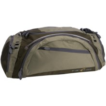 William Joseph Nomad X Duffel Bag - Large in Sage - Closeouts