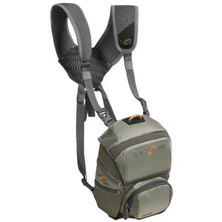 William Joseph Release Chest Pack in Sage - Closeouts