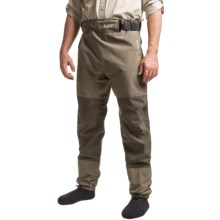 William Joseph RT Stockingfoot Waders - Waterproof Breathable (For Men) in Sage - Closeouts