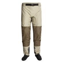 William Joseph RT Stockingfoot Waders - Waterproof Breathable (For Men) in Stone - Closeouts