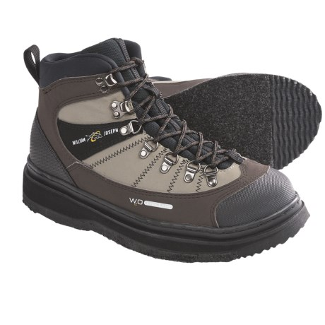 William Joseph W20 Wading Boots (For Men and Women) in Brown