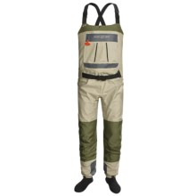 William Joseph WST Waders - Stockingfoot (For Men) in Sage - Closeouts
