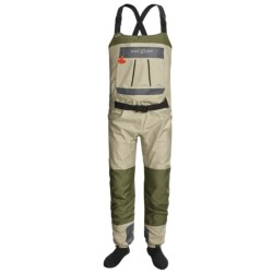 William Joseph WST Waders - Stockingfoot (For Men) in Sage