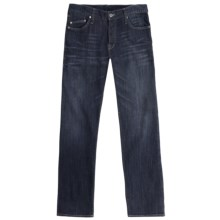William Rast Isaac Denim Jeans - Relaxed, Straight Leg (For Men) in Chiba - Closeouts