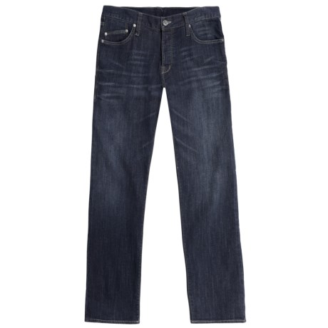 William Rast Isaac Denim Jeans - Relaxed, Straight Leg (For Men) in Chiba