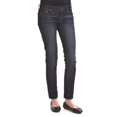 William Rast Kara Skinny Denim Jeans (For Women) in Seville