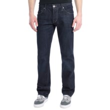 William Rast Logan Denim Jeans - Straight Leg (For Men) in Shanghai - Closeouts