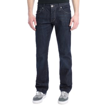 William Rast Logan Denim Jeans - Straight Leg (For Men) in Shanghai
