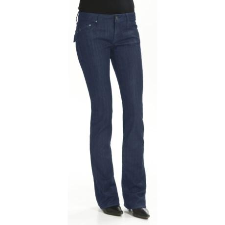 William Rast Tatum Denim Jeans - Bootcut (For Women) in Dresden