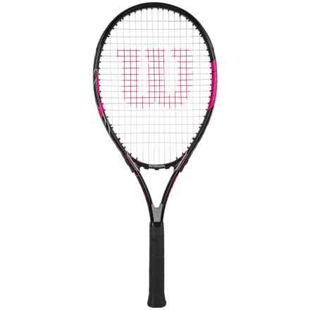 Wilson Hope Tennis Racquet - 113 sq.in. in See Photo - Closeouts