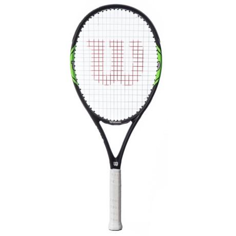 Wilson Monfils Lite 105 Tennis Racquet in See Photo