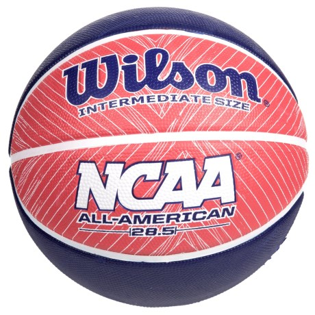 "Wilson NCAA 28.5""All-American Basketball"