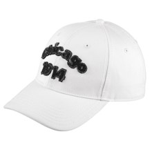 Wilson New Lifestyle Baseball Cap - UPF 30+ (For Men and Women) in White - Closeouts