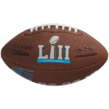 Wilson NFL Super Bowl LII Soft Touch Football - Mini