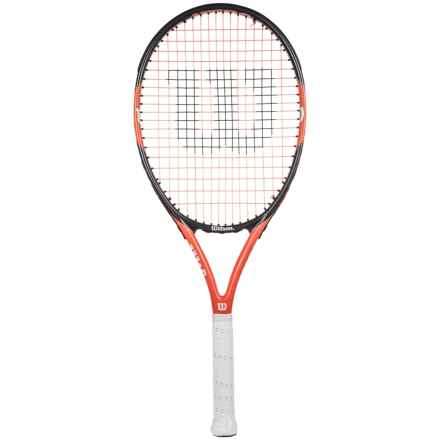 Wilson Nitro Team 105 Tennis Racquet - 105 sq.in. in See Photo - Closeouts